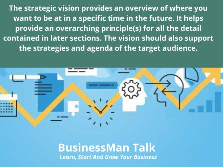 meaning of strategic vision image